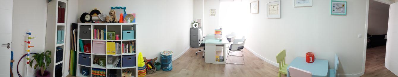 Centro de trabajo totalmente adaptado para las necesidades de l@s más pequeñ@s.