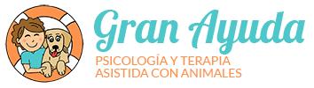 Gran Ayuda, Psicología y Terapia Asistida con Animales en Huelva, Golden Retriever