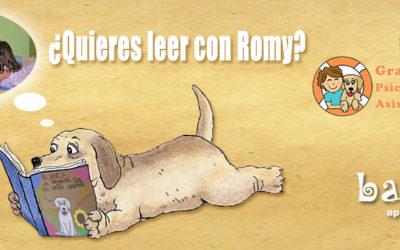 """Taller """"Lector Canino"""" en Baobab Huelva. El próximo 25 de Marzo a las 12:00h"""